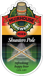 Shunters Pole pump clip