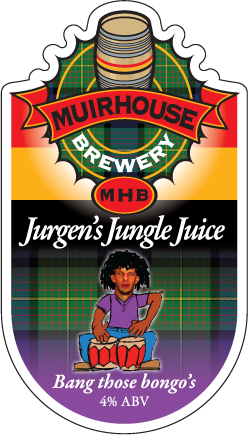 Jurgens Jungle juice